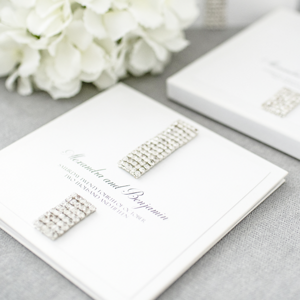 Bling Custom Designed Invitations Melbourne | Very Inviting Couture Invitations